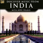 Various Artists: Discover Music From India With Arc Music