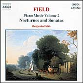 Field: Piano Music Vol 2 / Benjamin Frith