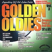 Various Artists: Golden Oldies, Vol. 3 [Original Sound 2002]