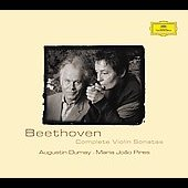 Beethoven: Complete Violin Sonatas / Dumay, Pires