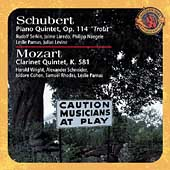 Expanded Edition - Schubert, Mozart / Serkin, et al