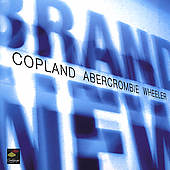 Marc Copland: Brand New