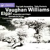 Vaughan-Williams, Elgar / Christopher Warren-Green