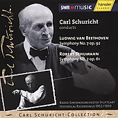 Carl Schuricht-Collection - Beethoven, Schumann