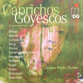 SCENE  Caprichos Goyescos / J&uuml;rgen Ruck