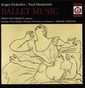 Prokofiev: 10 Pieces from Romeo & Juliet; Hindemith: The Four Temperaments / Sergey Koudriakov, piano