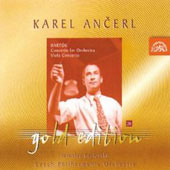 Ancerl Gold Edition 26 - Bart&#243;k: Concertos / Karlovsky