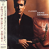 David Sanborn: Closer