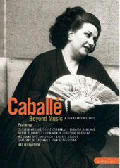 Caballe: Beyond Music / A Film By Antonio Farre [DVD]