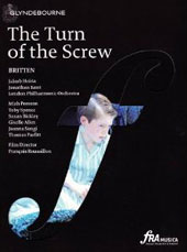 Britten: The Turn of the Screw / Miah Persson, Toby Spence, Susan Bickley, Giselle Allen. London PO, Jakub Hrusa [DVD]