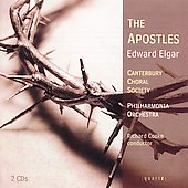 Elgar: The Apostles / Cooke, Philharmonia Orchestra, et al