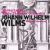 Johann Wilhelm Wilms / Halstead, Netherlands Radio CO