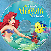 Disney: The  Little Mermaid and Friends