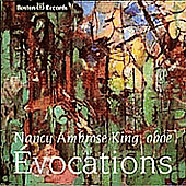 &#201;vocations - Ravel, Dring, et al / Nancy Ambrose King