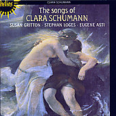 C. Schumann: Complete Songs / Gritton, Loges, Asti