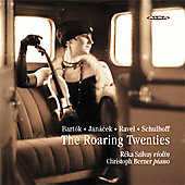 The Roaring Twenties - Works for Violin and Piano