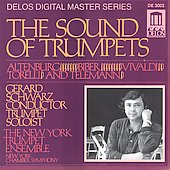 The Sound of Trumpets / Schwarz, New York Trumpet Ensemble