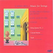 Larry Bell: Music for Strings