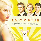 Easy Virtue Orchestra: Easy Virtue [Original Soundtrack]