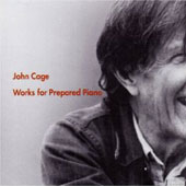 Cage: Works for Prepared Piano / Markus Hinterhäuser