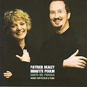 Gougeon: Canto Del Piccolo;  Hannaway, McDowall, etc / Patrick Healey, Brigitte Poulin