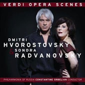 Verdi: Opera Scenes / Hvorostovsky; Radvanovsk