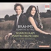 Brahms: Sonatas & Trios / Kam, Helmchen, Rivinius