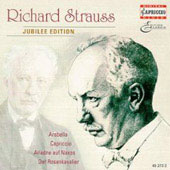Strauss: Jubilee Edition / Coburn, Hawlata, Borst