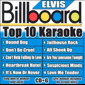 Karaoke: Billboard Elvis Top 10 Karaoke