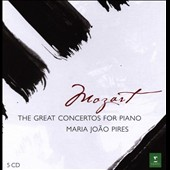 Mozart: The Great Concertos for Piano