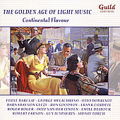 Various Artists: The Golden Age of Light Music: Continental Flavour