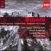 Busoni: Piano Concerto / Ogdon