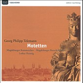 Georg Philipp Telemann: Motetten