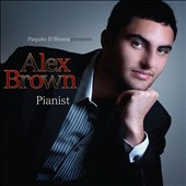 Alex Brown (Piano): Pianist