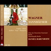 Wagner: Tannh&auml;user / Barenboim