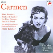 Bizet: Carmen (MET) / Stevens, Tucker, Conner, Silveri