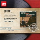 Chopin: Piano Concerto No. 1; Nocturnes, etc / Maurizio Pollini