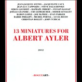 Various Artists: 13 Miniatures for Albert Ayler [Digipak]