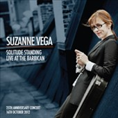 Suzanne Vega: Solitude Standing: Live at the Barbican 2012