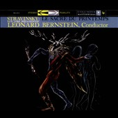 Stravinsky: The Rite of Spring / Leonard Bernstein, NY PO