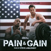 Steve Jablonsky: Pain & Gain [Original Motion Picture Soundtrack] [5/28]