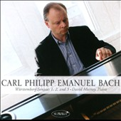 C.P.E. Bach: Wurttemberg Sonatas 1, 2 & 3 / David Murray, piano