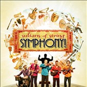 Sultans of String/Jamie Hopkings (Conductor): Symphony! [Digipak] *