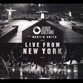 Jesus Culture: Live from New York [CD/DVD] [Slipcase]