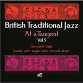 Various Artists: British Traditional Jazz At A Tangent Vol. 5 - Second Line: