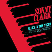 Sonny Clark: Blues in the Night
