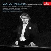 Vaclav Neumann: Early Recordings, 1953-1968 - works by Dvorak, Grieg, Mahler, Schubert, Tchaikovsky, Messiaen, Roussel, Sommer, Borkovec