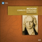 Beethoven: Complete Symphonies / Philadelphia Orchestra; Muti