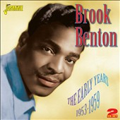 Brook Benton: The Early Years 1953-59