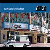 King Crimson: Live at the Orpheum [Digipak] *